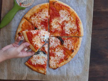 פיצה נפוליטנית אמיתית