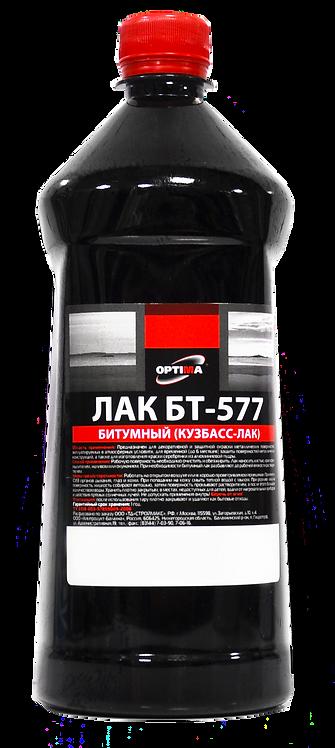 Лак битумный БТ-577 OPTIMA