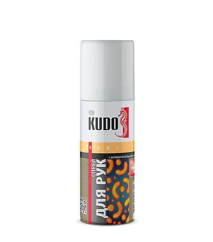 Спрей для рук с антибактериальным эффектом (Антисептик)KUDO, 75 мл 11604626