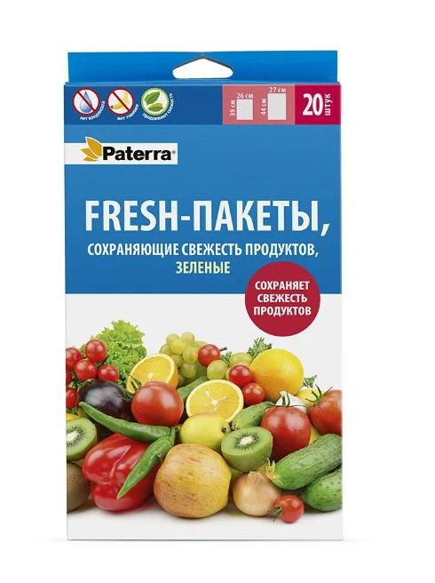 Пакет Fresh PATERRA сохранение свежести продуктов, 11597687