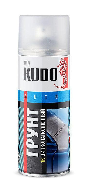 1K грунт KUDO цинконаполненный, 520 мл 11597415