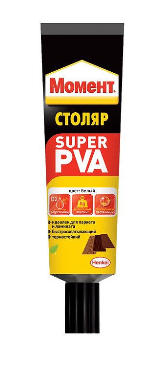 Клей Момент- Столяр Супер ПВА 125 г 1659846