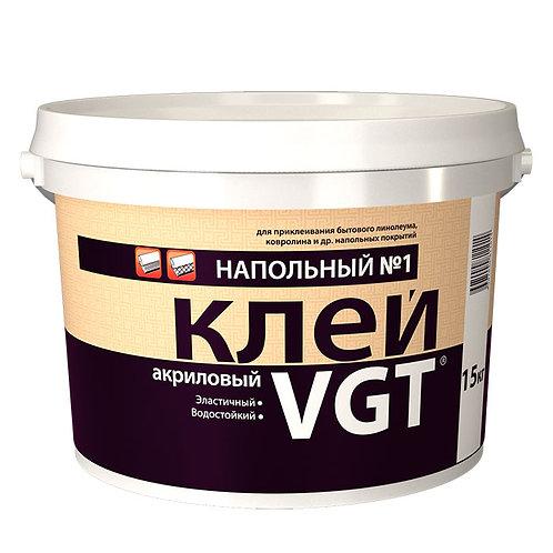 Клей VGT акриловый напольный № 1 эконом