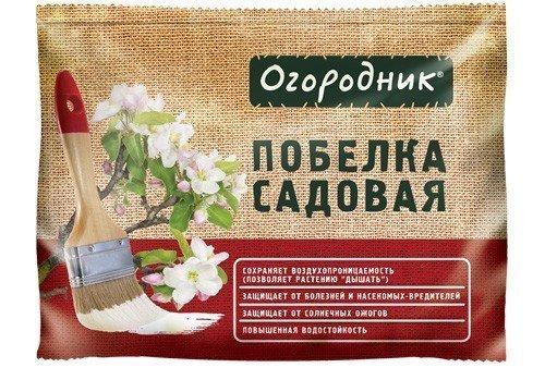 Средство защиты Побелка-Огородник, сухая, 1.25кг 11596105