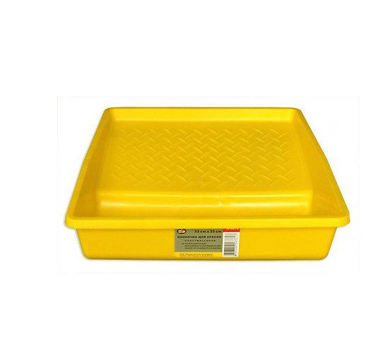 Ванночка для краски пластиковая 888, 230х290 мм