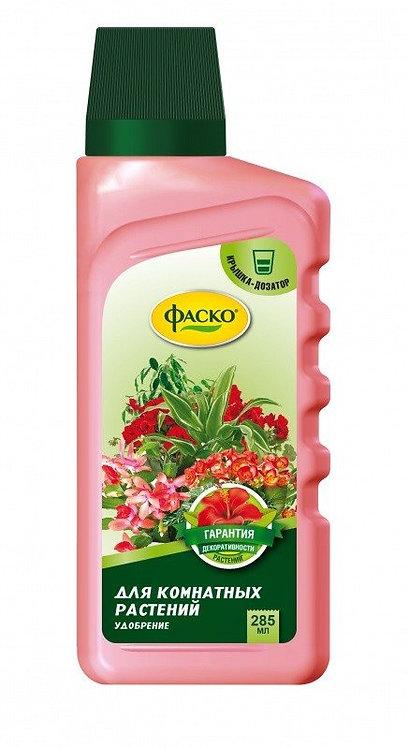 Жидкое удобрение ФАСКО Цветочное счастье Для комнатных растений, 285мл   587444