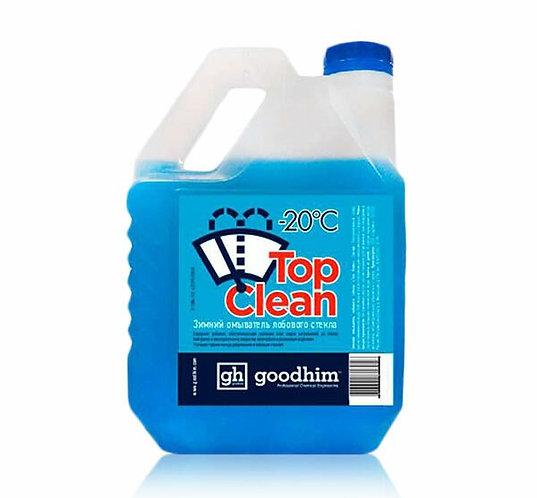 Стеклоомывающая жидкость GOODHIM TOP CLEAN - 20°С  4 л 11605733