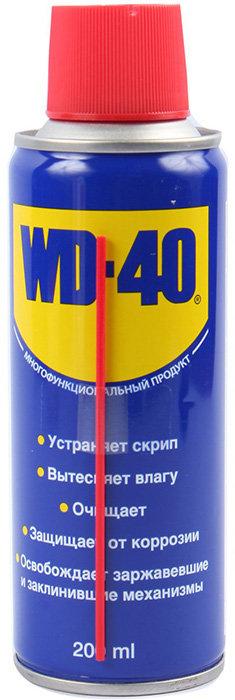 Смазка универсальная WD-40 для тысячи применений 200мл    11594901