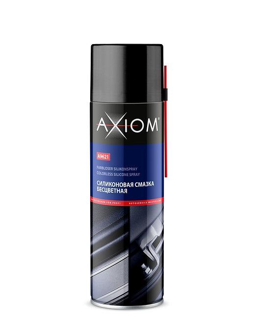 Смазка AXIOM силиконовая, бесцветная 650 мл