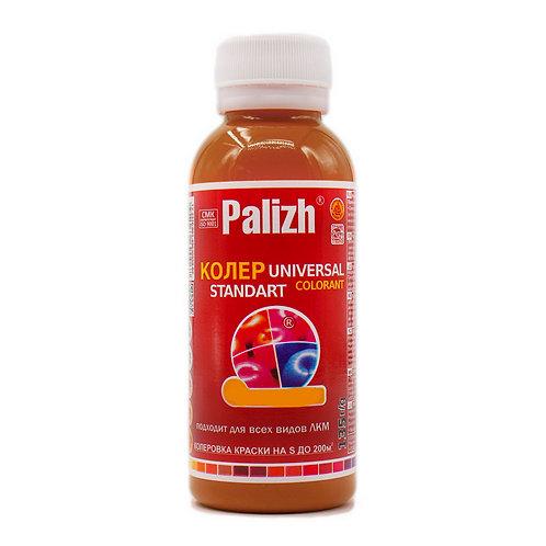 Колер универсальный PALIZH №9 светло-коричневый 100 мл