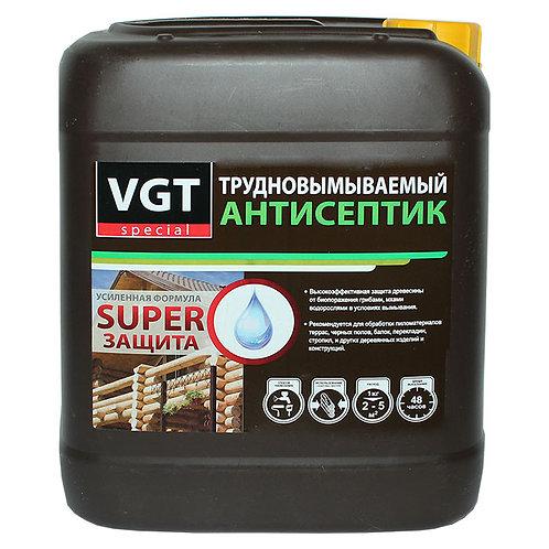 Антисептик VGT трудновымываемый 10 кг, 11602971