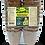 Thumbnail: Торфяные горшки ФАСКО 100х110, 1 шт 587441