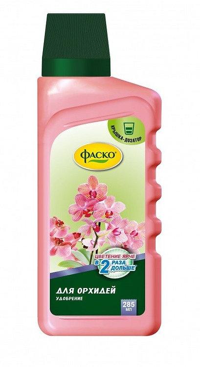 Жидкое удобрение для Орхидей Цветочное счастье ФАСКО 285мл 11600033