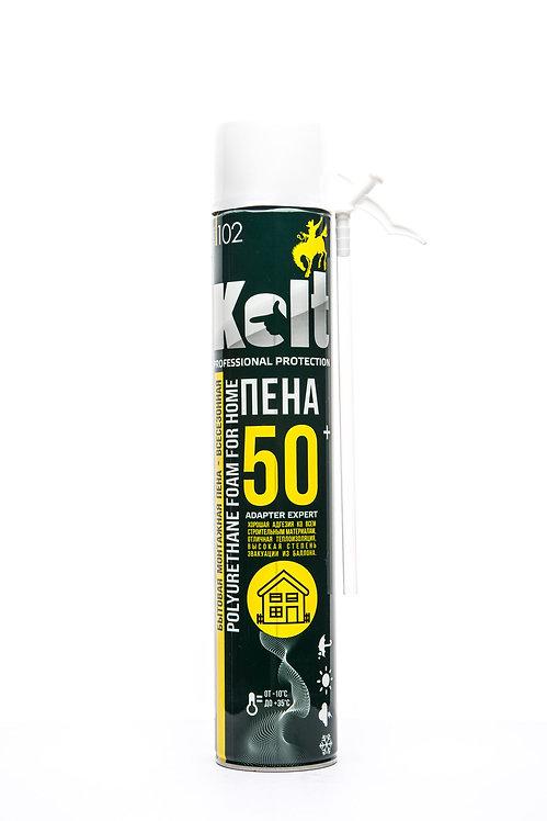 Пена бытовая KOLT 50+, 1000мл/750г