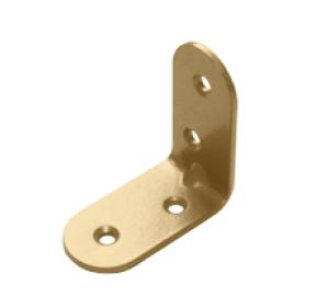 Уголок мебельный 40*40*20 золото (Балаково) DOMART,     54913