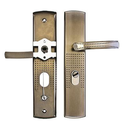 Комплект ручек СТАНДАРТ РН-СТ222-Y универсальная для металл. дверей 11602162