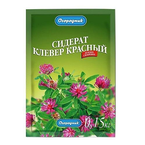 Сидерат Клевер красный ОГОРОДНИК 0,15кг 11587572
