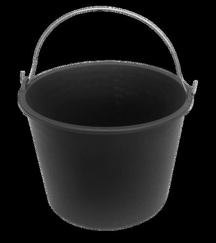 Ведро строительное резино-пластиковое 12л 11592122