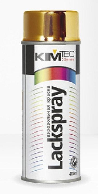 Краска аэрозольная KIM TEC 400 мл металлик