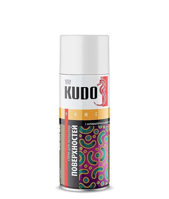 Спрей KUDO с антибактериальным эффектом  (антисептик) KU-H504 520мл, 11605655