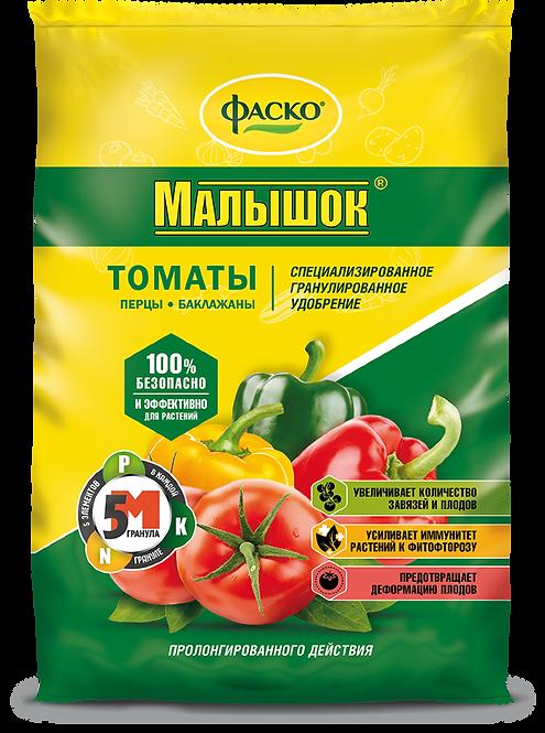 Удобрение минеральное 5М-гранула для томатов и перцев ФАСКО®, 1 кг 11599232