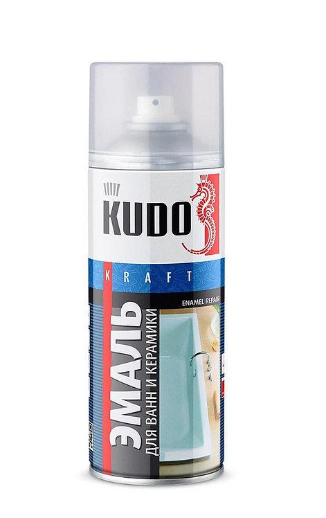 Эмаль для реставрации ванн и керамики KUDO, 520 мл