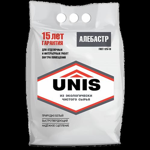 Алебастр UNIS, 5 кг