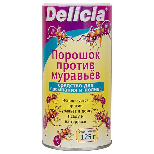 Инсектицид DELICIA от муравьев 125г  11589942