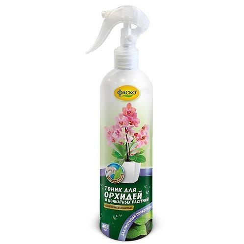 Жидкое удобрение Цветочное счастье тоник-спрей для Орхидей 405мл 11600037