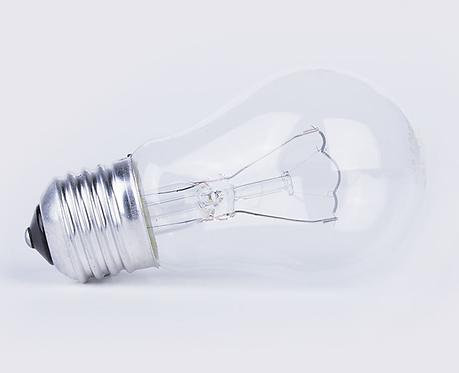 Лампа накаливания А 50 груша Калашниково 230-95W E27,     51226