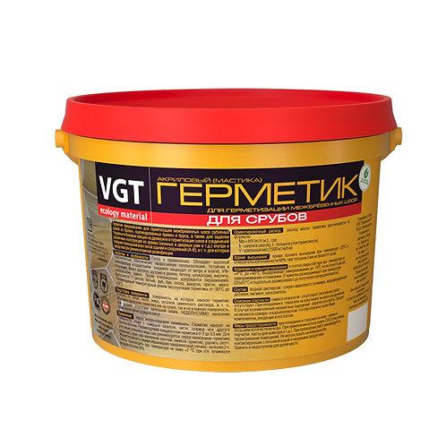 Герметик акриловый (мастика) VGT для срубов