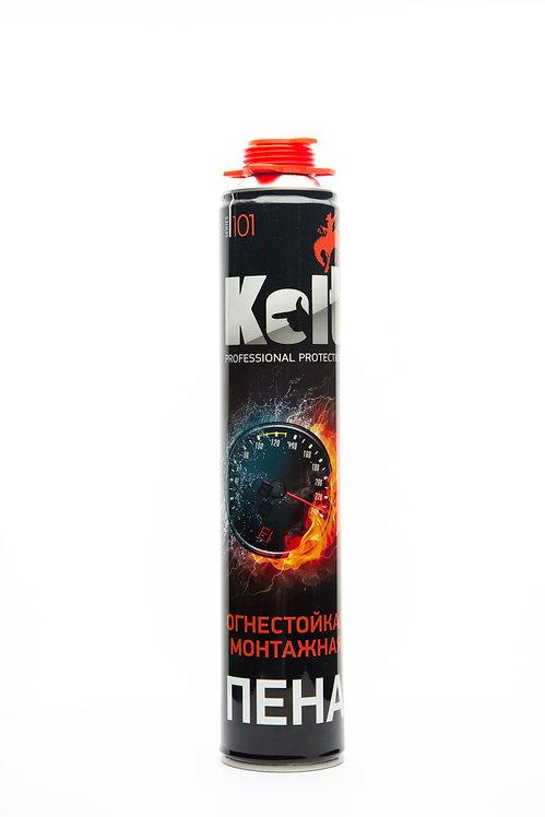 Пена профессиональная KOLT 55 огнестойкая, 1000мл/950г