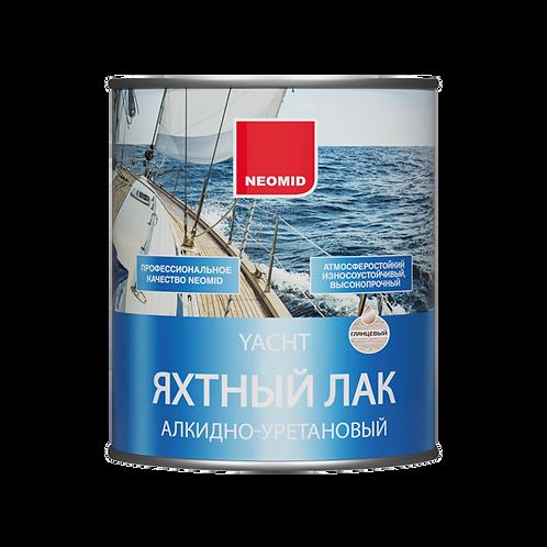 NEOMID YACHT Лак яхтный алкидно-уретановый