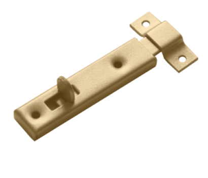 Шпингалет мебельный золото (Балаково) DOMART,     54871