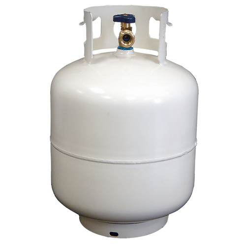 Emergency Propane Partial Fill