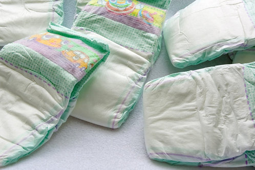 Diapers 120 ct.