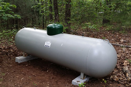 Propane Tank Full Fill