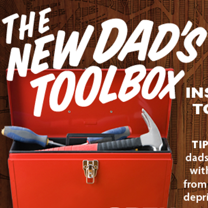 New Dad's Tool Kit