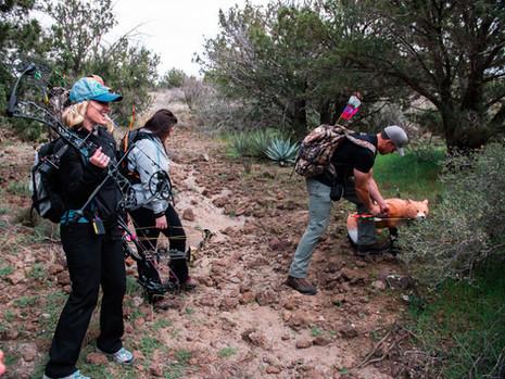 Hike To Hunt Archery Challenge