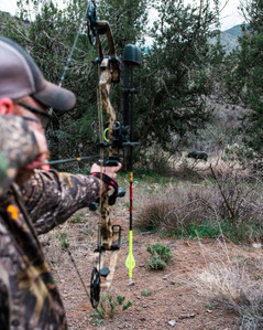 Shoot Your Bow at Hike to Hunt!