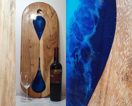 Large Oval Serving Board