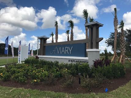 Aviary at Rutland Ranch Entry Sign.jpg