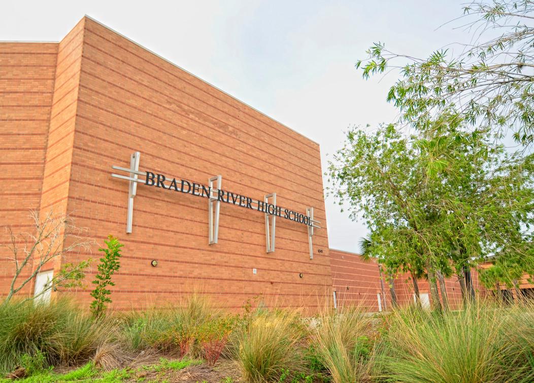 Renovations to Braden River High School