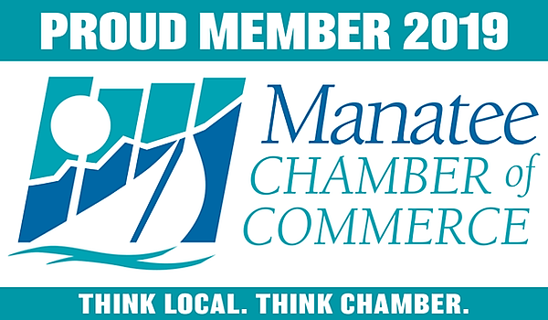 Manatee Chamber of Commerce - Proud Member 2019