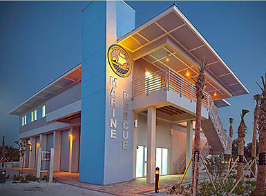 Government Project for Manatee County Marine Rescue by Ugarte + Associates Architects