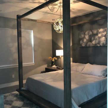 Modern Cozy Bedroom Interior Design