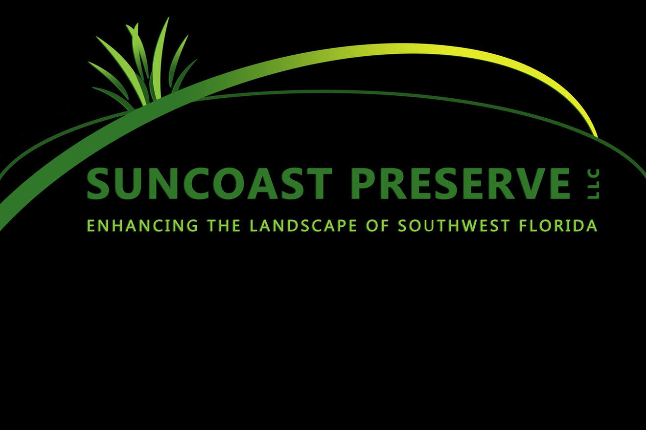 New Logo + Website for Suncoast Preserve Landscaping Company