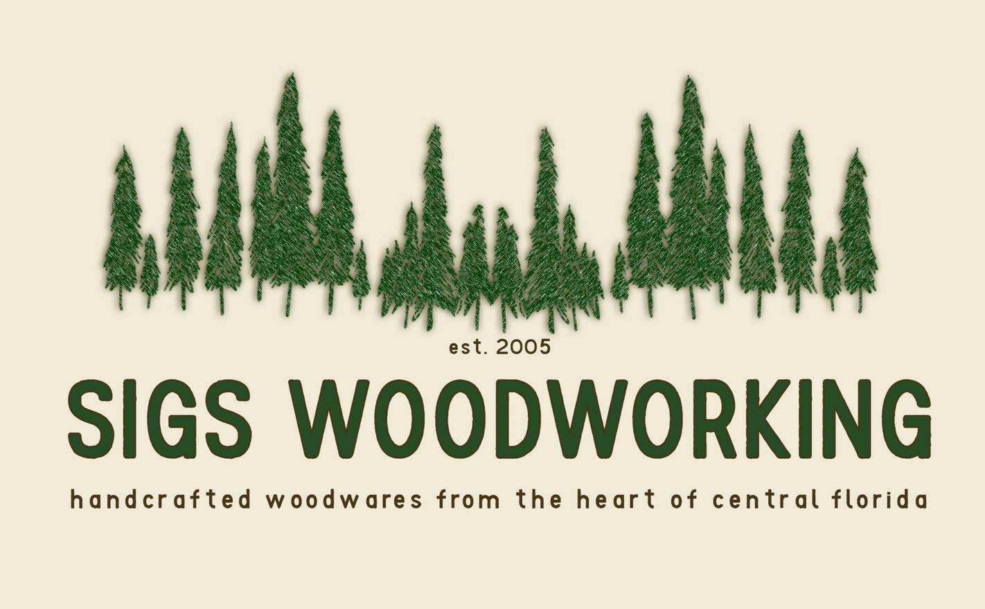 Sigs Woodworking - New Business Branding