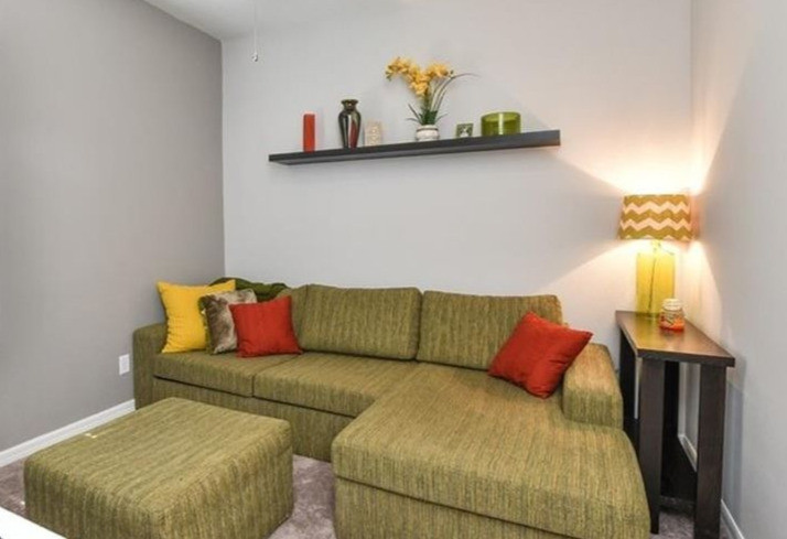 Retro-Modern Spare Room Refresh