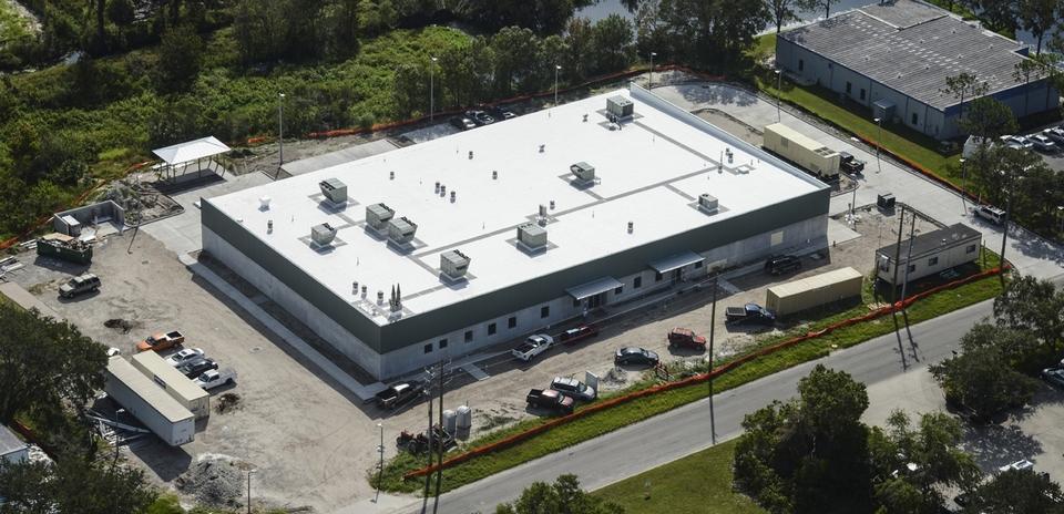 USDA, Manatee County, Ugarte + Associates Architects, New Construction
